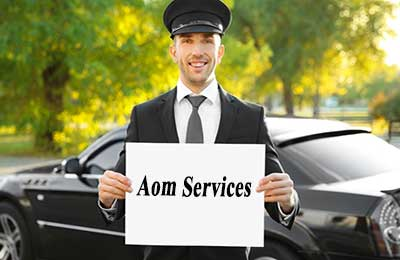 Chauffeur-aeroport-aomservices